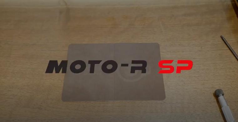 MOTO-R SP 組立方法